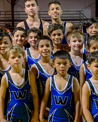 Wrestling Programs at westchase houston