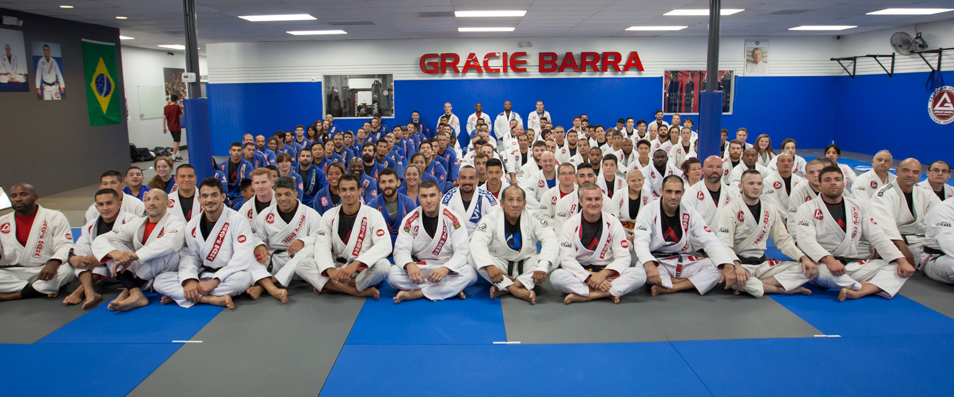 Schedule of Gracie Barra Westchase