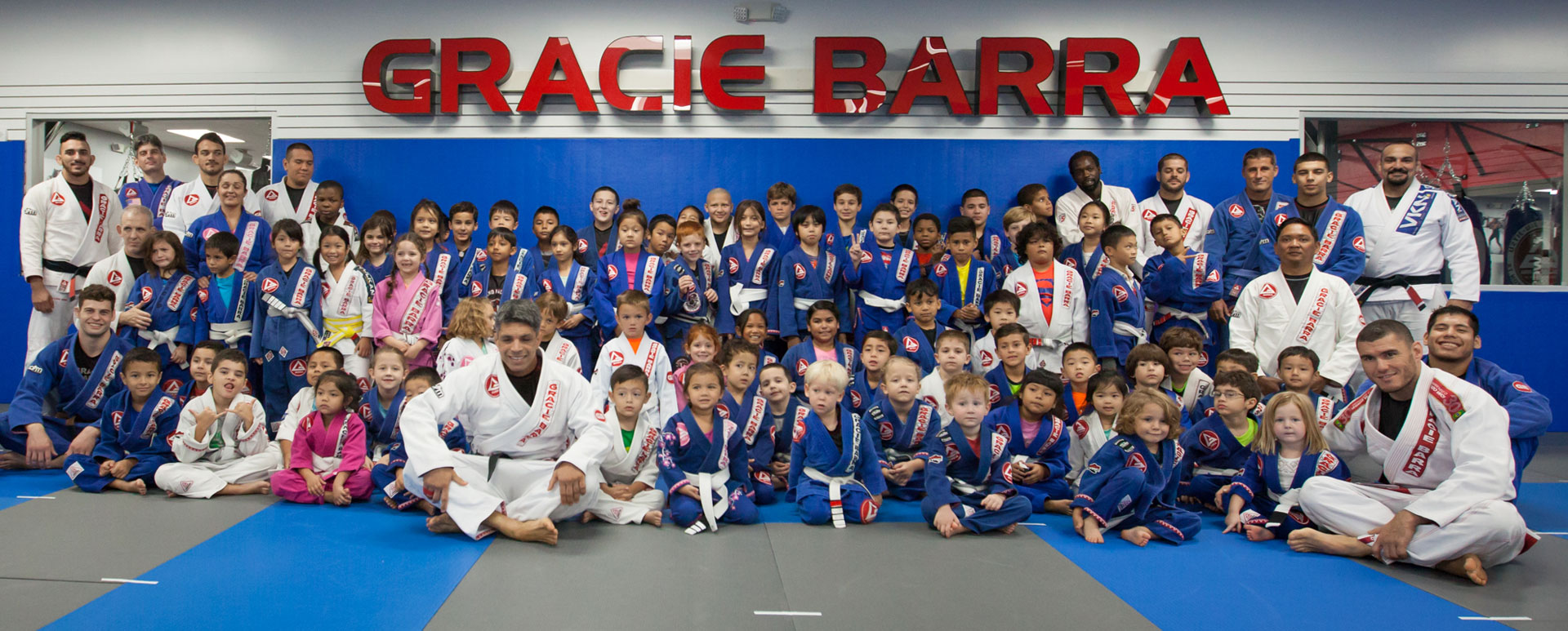 Kids Jiu Jitsu (BJJ) Classes in Houston TX | Gracie Barra