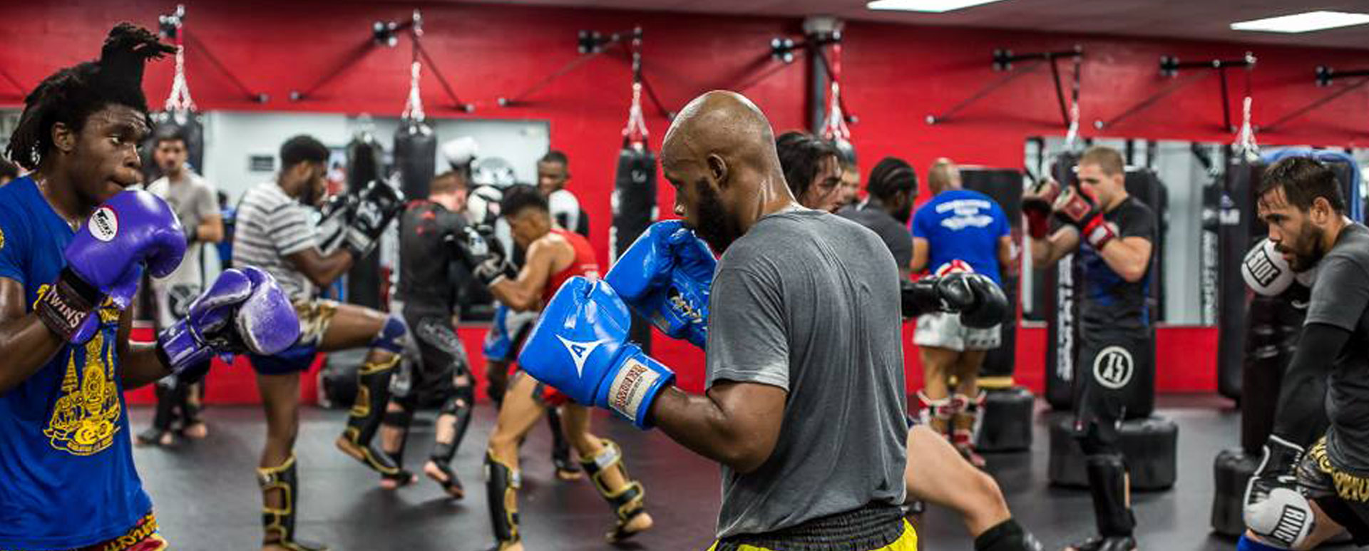 Muay Thai Classes in Houston, TX